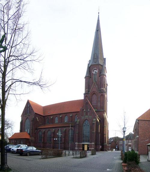 Pfarrkirche St. Vitus Olfen - Foto: HPD