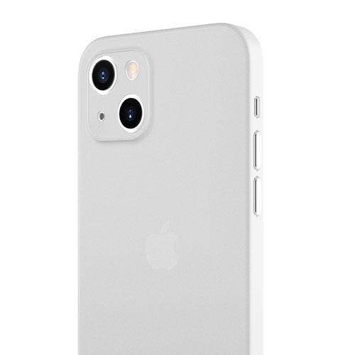Dünne A&S CASE iPhone 13 mini Hülle in Natural