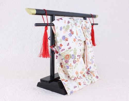 着物を掛ける「衣桁」3サイズ