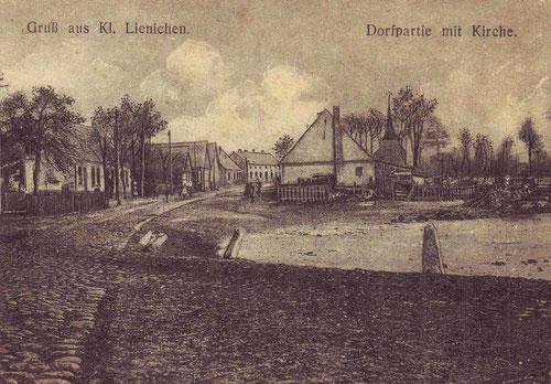 Klein Lienichen ca. 1910