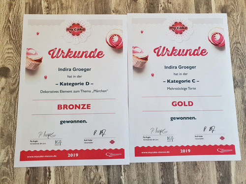 GOLD & BRONZE Friedrichshafen 2019