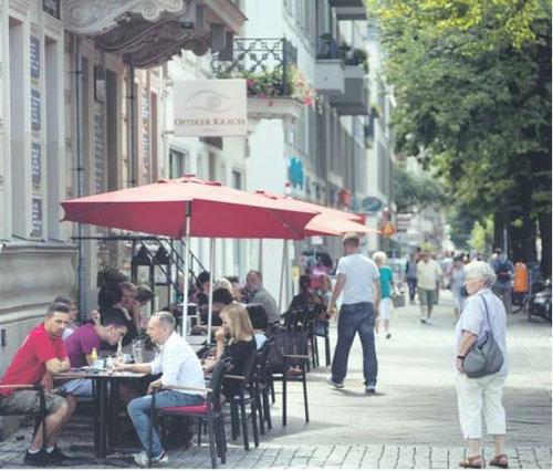 Friedrichshagen, Bölschestrasse