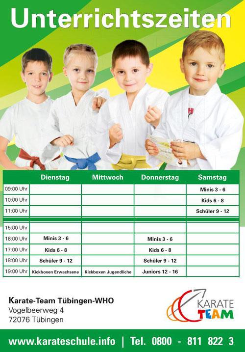 Kinde Karateschule Tübingen