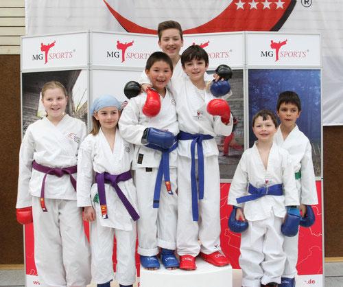 Kung-Fu Kids