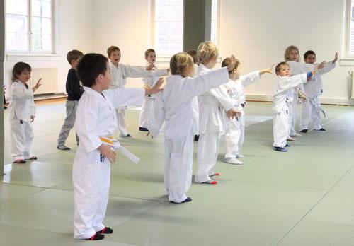 Sicherheitstraining für Kinder