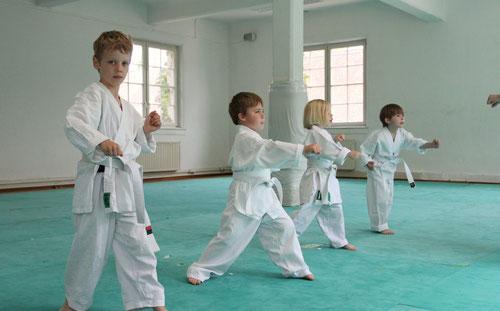 Freundschaften Karate Team