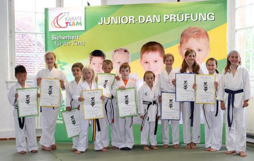 Karate Kids Tübingen Selbstverteidigung