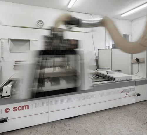 CNC Bearbeitungsanlage