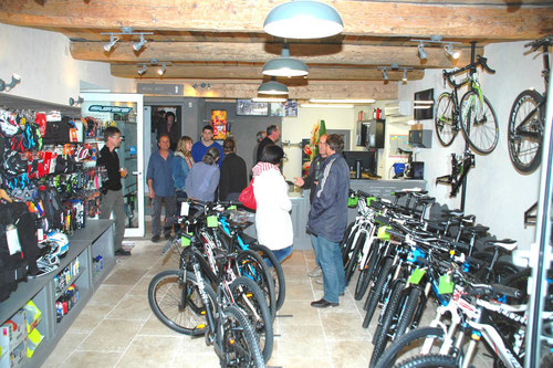 Bike shop Lodeve gignac clermont l'herault