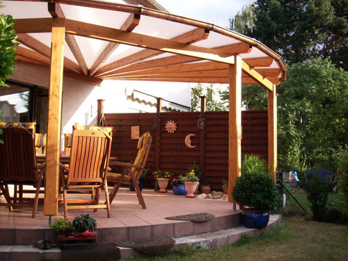 foto s terrassen berdachung bilder carport bilder. Black Bedroom Furniture Sets. Home Design Ideas