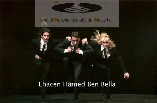 Danse Jazz avec Lhacen Hamed Ben Bella