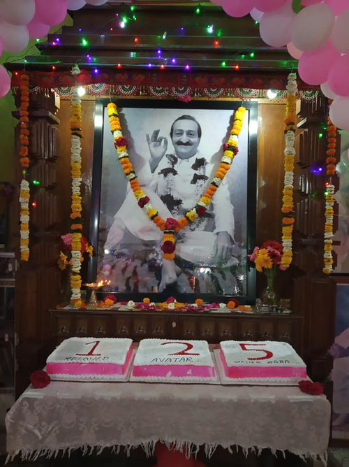 2019 Baba's Birthday celebrations in India