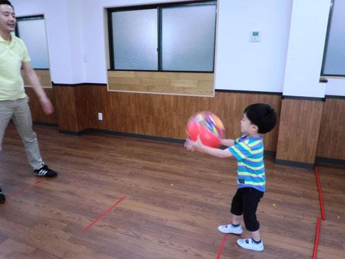 ボール操作力