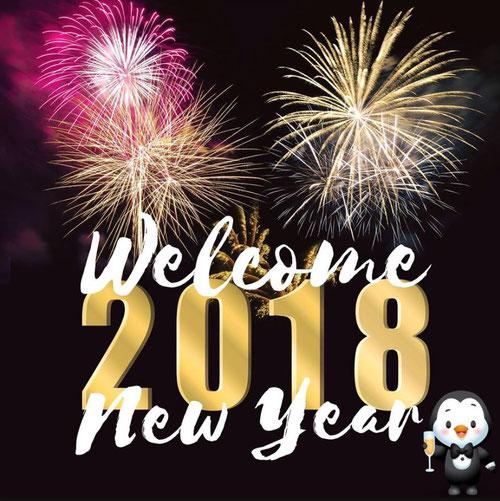 Für das kommende Jahr wünschen wir Ihnen, Ihren Mitarbeitern und Familienangehörigen viel Glück, Freude und Erfolg. Für Ihr Vertrauen und die angenehme Zusammenarbeit möchten wir Ihnen herzlich danken und freuen uns auf ein gemeinsames 2018!