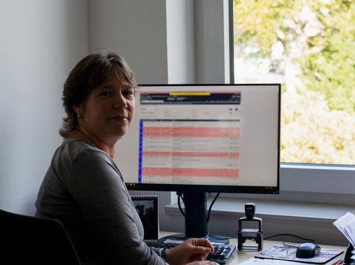 abasoft EDV-Programme GmbH Mitarbeiter Vorstellung Öffentlichkeitsarbeit Marketing Qualitätsmanagement Beauftragte