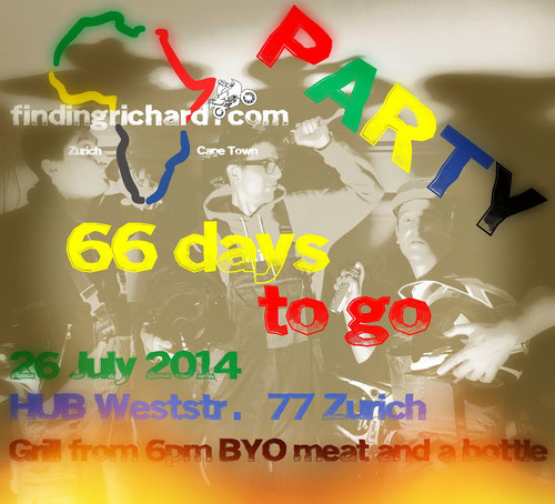 66 Days to go Party!