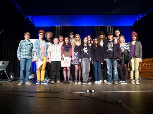 Workshop und anschliessender Slam in Bad Bentheim