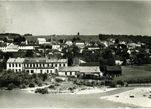altes Fabriksgebäude