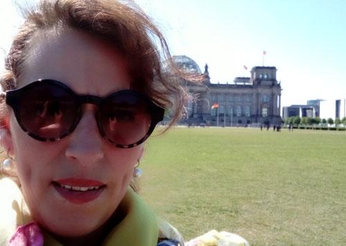 Nicole Wendland in Berlin
