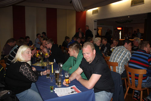 Über 130 Mitglieder und Freunde des Vereins hatten den Weg ins Halbemonder Dörp-Huus gefunden.