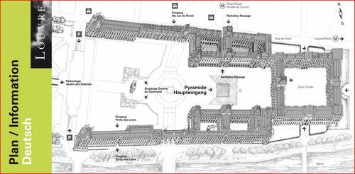 Plan Louvre