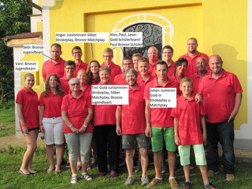 OÖ Jugend erfolgreich in Voitsberg