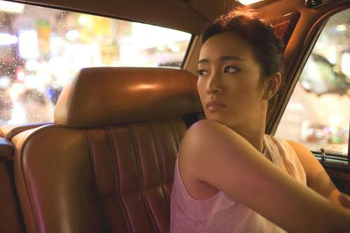 La sublime Gong Li dans MIAMI VICE - DEUX FLICS À MIAMI, de Michael Mann (2005) (©UIP)