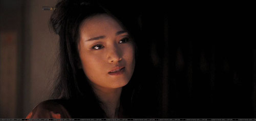 La sublime Gong Li, Gong Li, Gong Li (©DR)