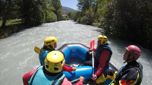 rafting sportif briançon