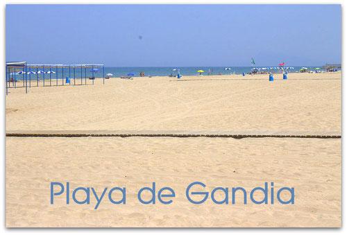 Playa de Gandia (8/2014), Valencia, Foto: H-D Schmidt, Berlin