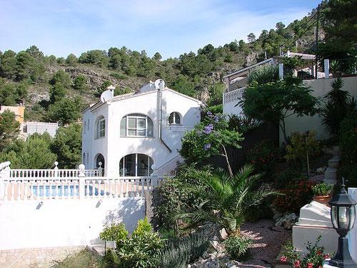 Villa Gandia Hills, Ferienwohnung in der unteren Etage