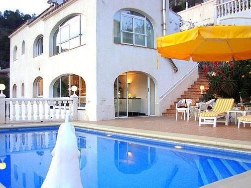 Villa Gandia Hills, Ferienwohnung: untere Etage