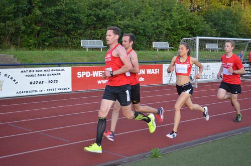 Johanna Pulte schnell unterwegs: 9:50,6min über 3000m