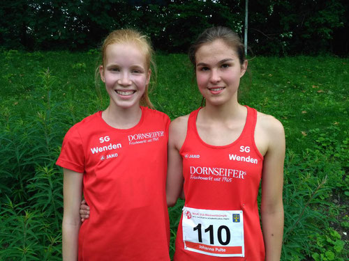 Carolin Schmidt, Johanna Pulte