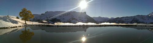 Panorama Lochsitli-See 13.10.2013