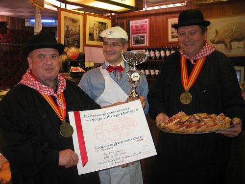 Prix d'Excellence Côtes Fumées