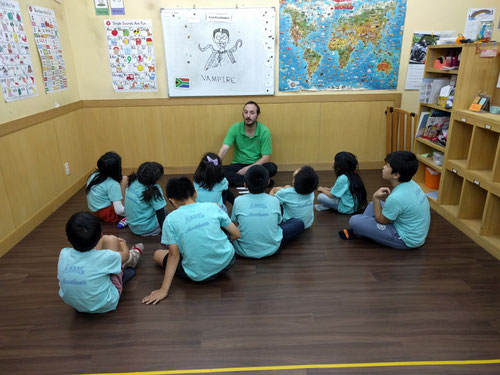 Learning to think 小学英語
