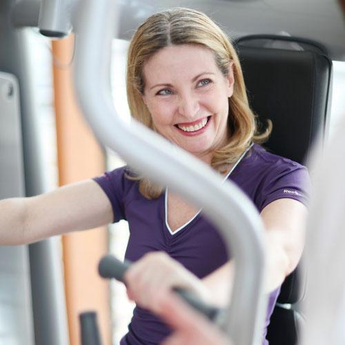 Fitness und Gesundheit im Vitalis Zentrum
