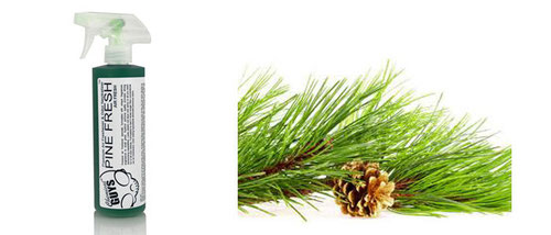 chemical guys pine fresh scent