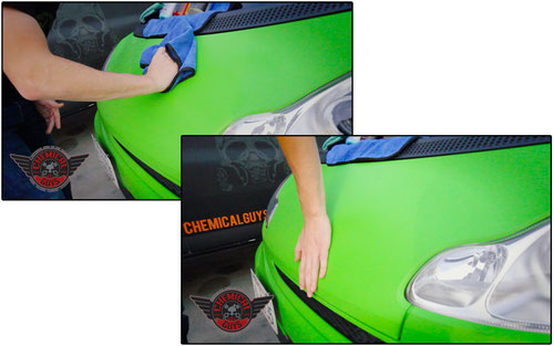 chemical guys jet seal matte