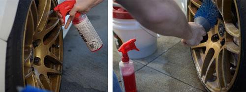 chemical guys diablo wheel cleaner
