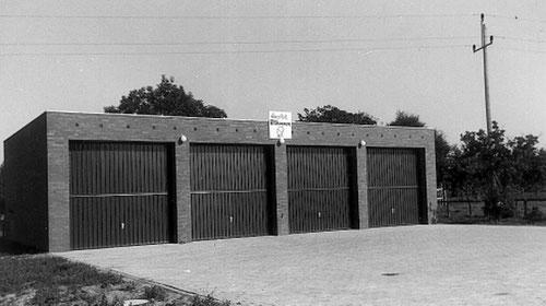 Der Neubau 1968