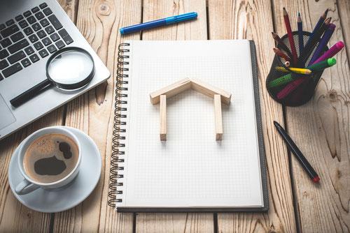 Unterstützung beim Haus-Kauf