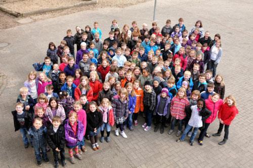 unsere Schüler im Frühjahr 2012