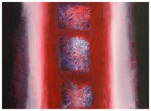 """""""Subatomar"""" 2011, AC/LW 40x30"""