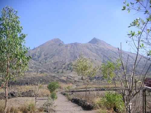 batur, le mont majestique