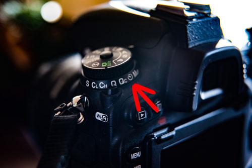 Nutze den Selbstauslöser deiner Kamera