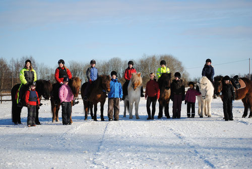 Sportlovsdag för barn och ungdomar 2012