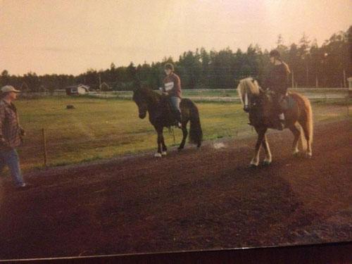 Jag och Eros, Carina Moren och hennes Blesi - 99