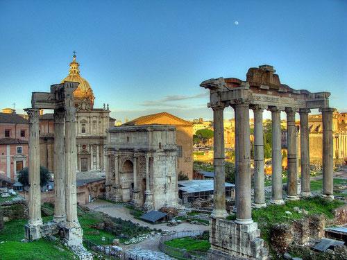 Arch of SeptimiusSeverus